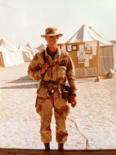 My Brother in Desert Storm